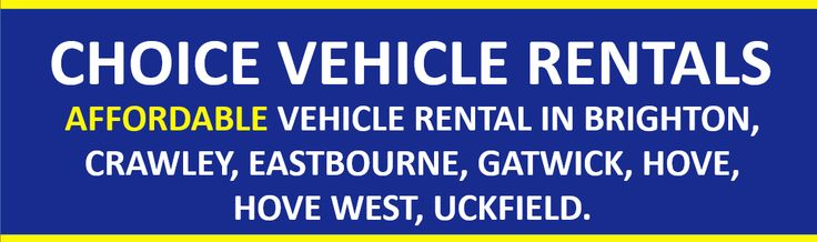 More about #CVR at: http://www.choicevehiclerentals.co.uk/.