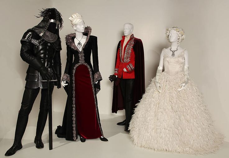 Once Upon a Time Costumes are an inspiration because of the fantasy they create.  The attention to detail is amazing and the feelings they cause are sometimes breathtaking, like they are another character without taking over the scene.