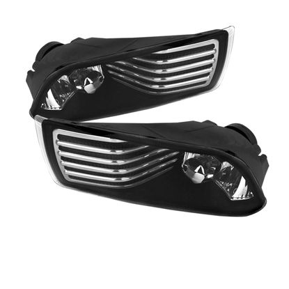 2005-2010 Scion TC OEM Fog Lights with Switch - Clear