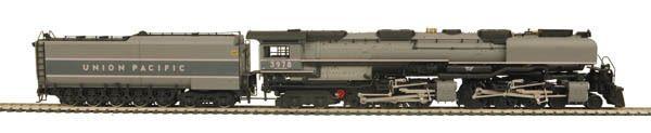 MTH 80-3200-1, 4-6-6-4 Challenger Steam Engine Proto-Sound 3.0 - Union Pacific #MTH