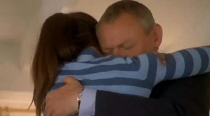 We need more of these with Doc Martin and Louisa in season 7!