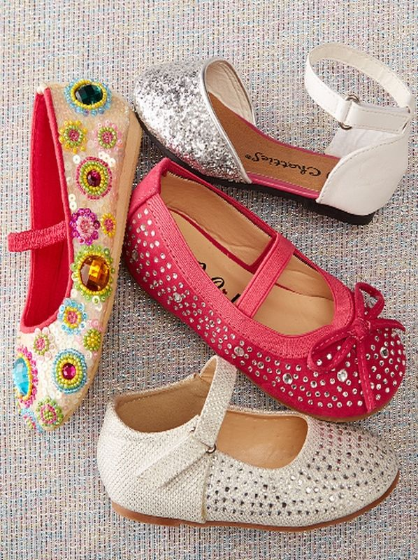 We love these adorable girls shoes for summer!  See more styles like these discounted up to 70% off daily at zulily.com.
