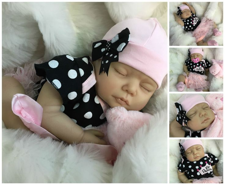 "REBORN DOLLS CHEAP BABY GIRL REALISTIC 22"" NEWBORN REAL LIFELIKE FLOPPY HEAD in Dolls & Bears, Dolls, Clothing & Accessories, Artist & Handmade Dolls | eBay!"