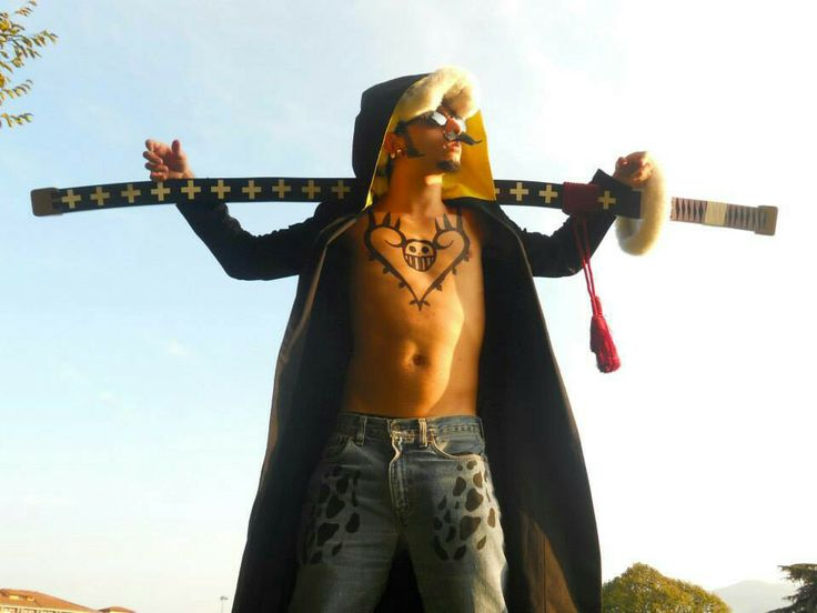 Cosplay Trafalgar Law | Cosplay | Pinterest