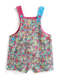 BABY POPPET Baby Girl Dungarees