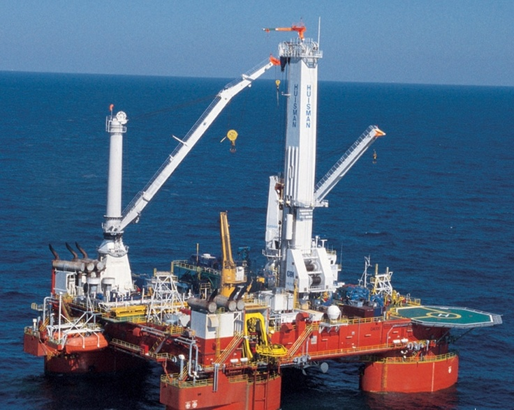 Thrustmaster of Texas - Offshore Rigs & FPSO's