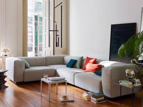 Vitra | Soft Modular Sofa 3-Seater