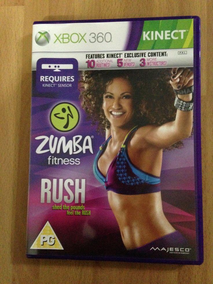 Zumba FItness Rush Kinect - Xbox 360