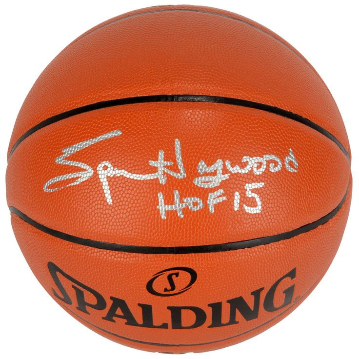 Spencer Haywood New York Knicks Fanatics Authentic Autographed Indoor/Outdoor Basketball with HOF 15 Inscription - $89.99