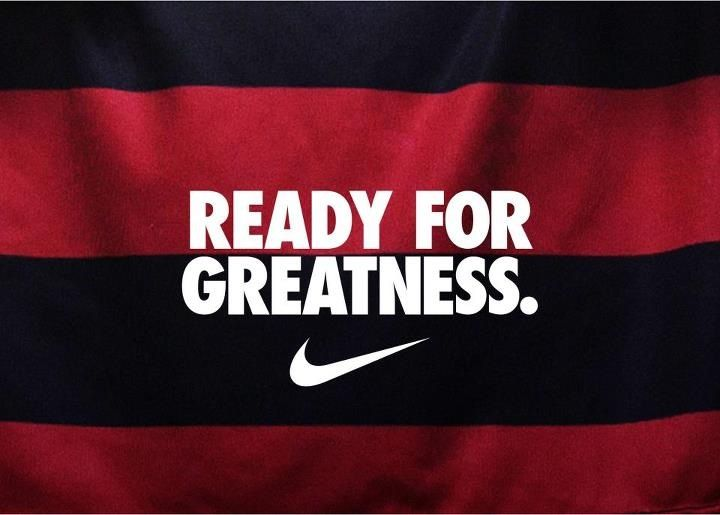 Ready For Greatness. Western Sydney Wanderers