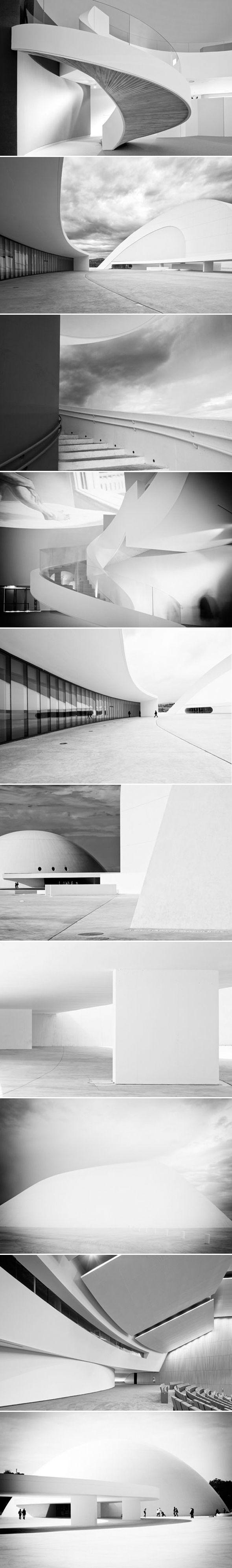 Centro Niemeyer por Danica Ocvirk Kus