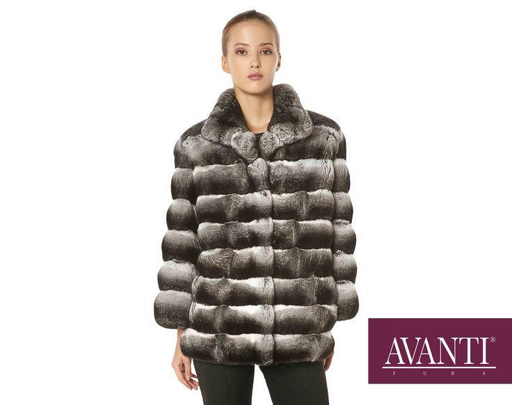 AVANTI FURS - MODEL: JESY CHINCHILLA JACKET #avantifurs #fur #fashion #mink #luxury #musthave #мех #шуба #стиль #норка #зима #красота #мода #topfurexperts