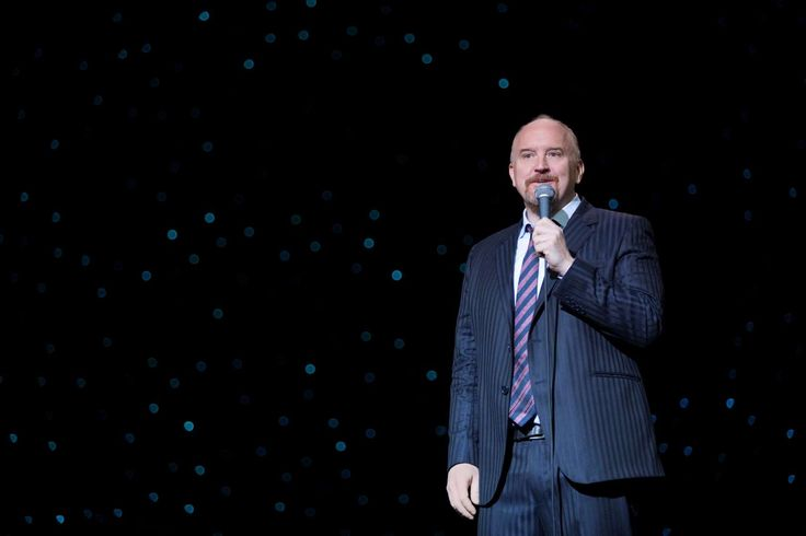 'Louis C.K.: 2017' debuts April 4 on Netflix  -  Upcoming Specials and Premieres