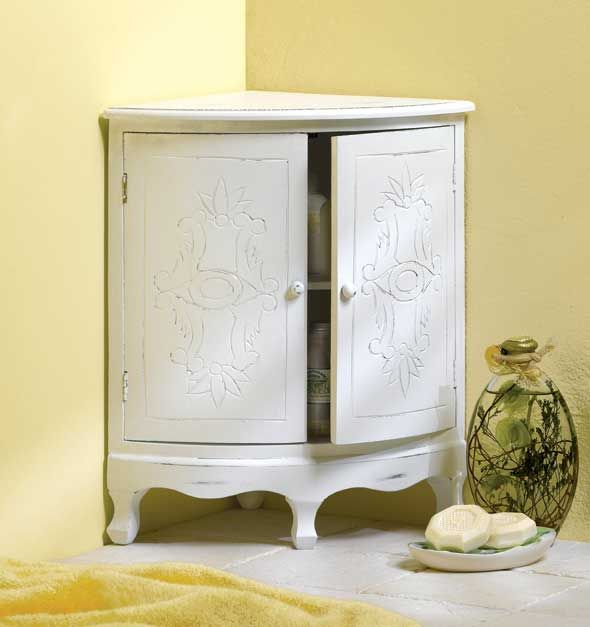 Bathroom Storage Cabinets Wall Cabinets Shabby Chic Furniture Linen