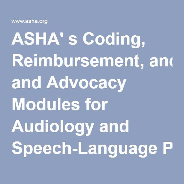 Audiology and Speech Pathology instructional essay ideas