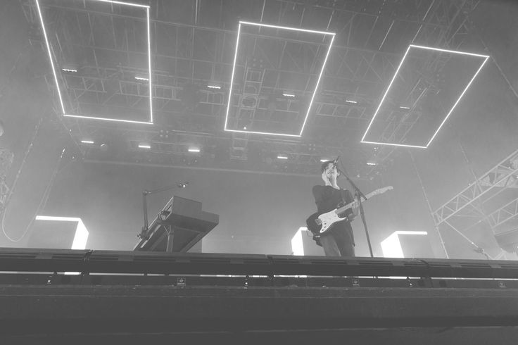 Concert Photos by Christian Messner of The 1975 playing live at Arena - presented by Arcadia Live.