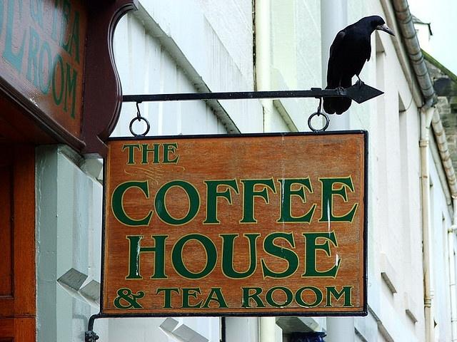 The Coffee House & Tea Room, St. Andrews