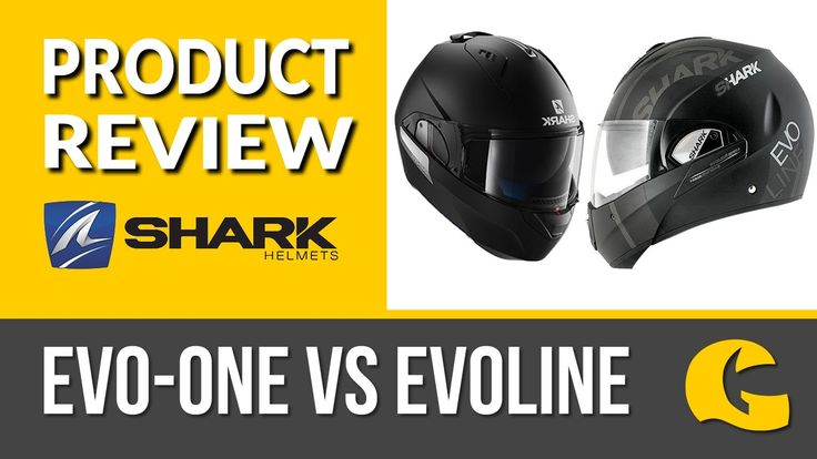 Shark Evo-One Helmets :: FREE UK shipping & FREE UK returns :: GetGeared.co.uk
