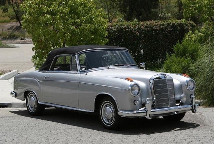 1960 Mercedes-Benz 220 SE Convertible by Classic Showcase no.5