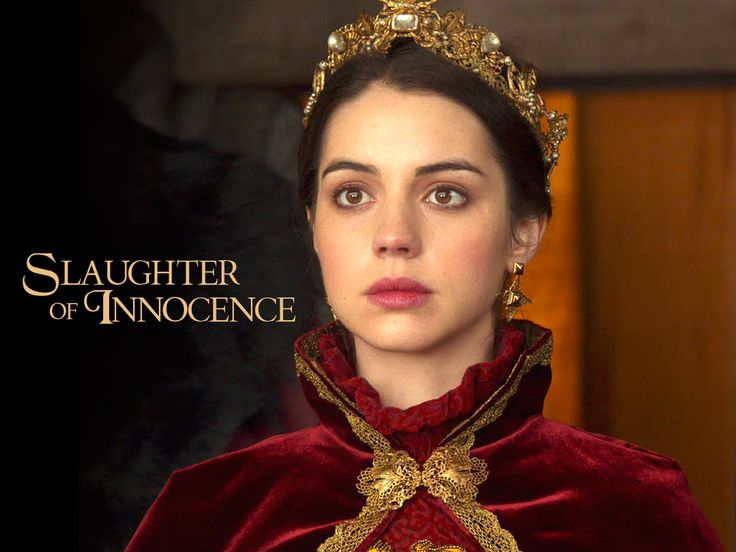 innocence mary stuart queen scots Mary queen of scots, starring saoirse ronan (seen on broadway in the crucible) and margot robbie as mary stuart and queen elizabeth i, respectively, marks the directorial debut of josie rourke.