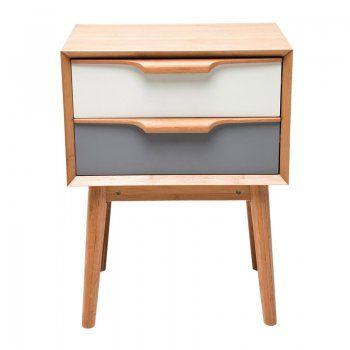 17 beste afbeeldingen over interieur modern vintage op pinterest retro design tvs en vintage - Moderne nachtkastje ...