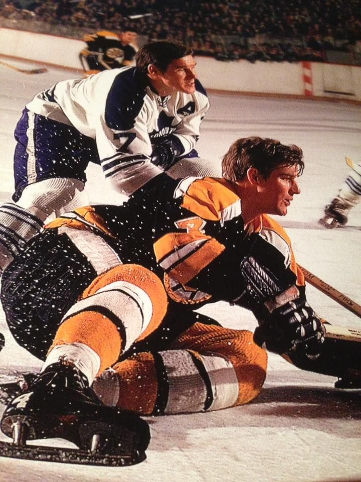 Orr and Horton.