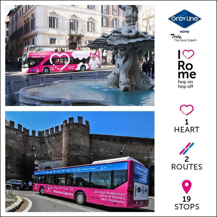 #HopOnHopOff #MuseumExpress #PanoramicTour #Travel #Rome #Roma #ILoveRome #FindAReasonToGo #Italy #TravelBug #Wanderlust