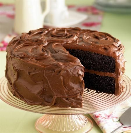 chocolate cake (swedish recipe)