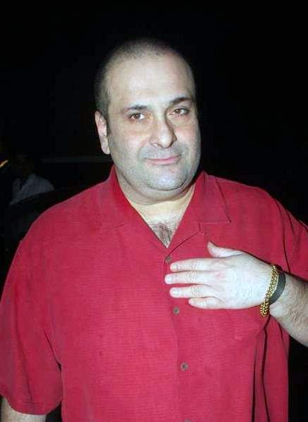 Rajiv Kapoor.Rajiv Kapoor (born 25 August 1962) is an Indian film actor, producer, director and a member of the Kapoor Family.