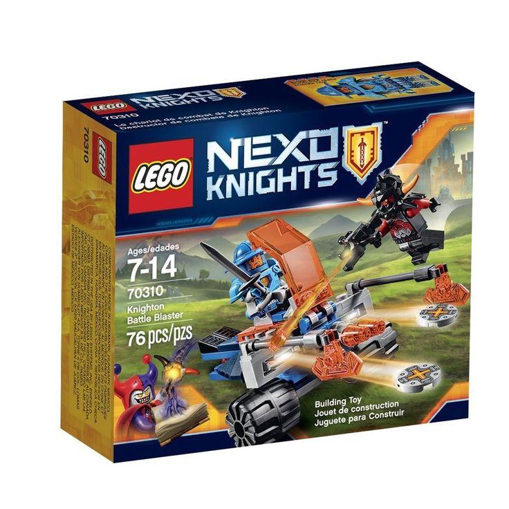 new best toy ever LEGO NexoKnights Knighton Battle Blaster 70310 2 days shipping #LEGO