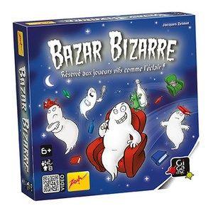 Bazar Bizarre : jeu d'inférence