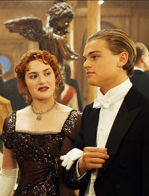 Rose and jack movies pinterest titanic titanic - Jack and rose pics ...