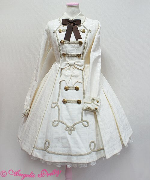 Angelic Pretty Melty Whip Chocolate OP