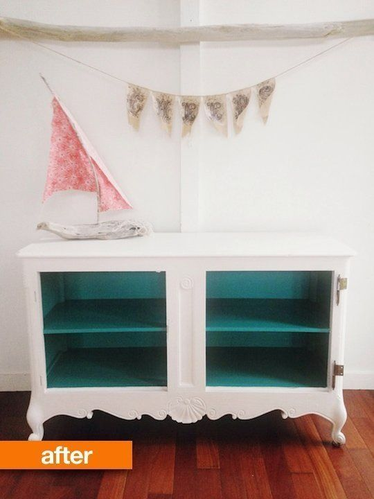 25 DIY Makeovers for Outdated Furniture