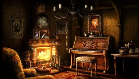 Another cozy room other abstract background wallpapers for 7 cosy living room looks for autumn