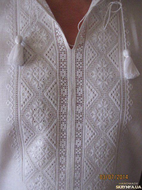 Сорочка вишиванка чоловіча Ш