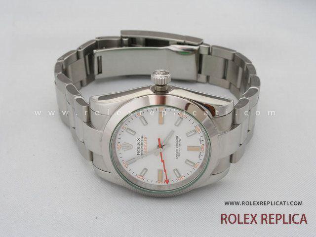 Rolex Milgauss Replica Quadrante Bianco