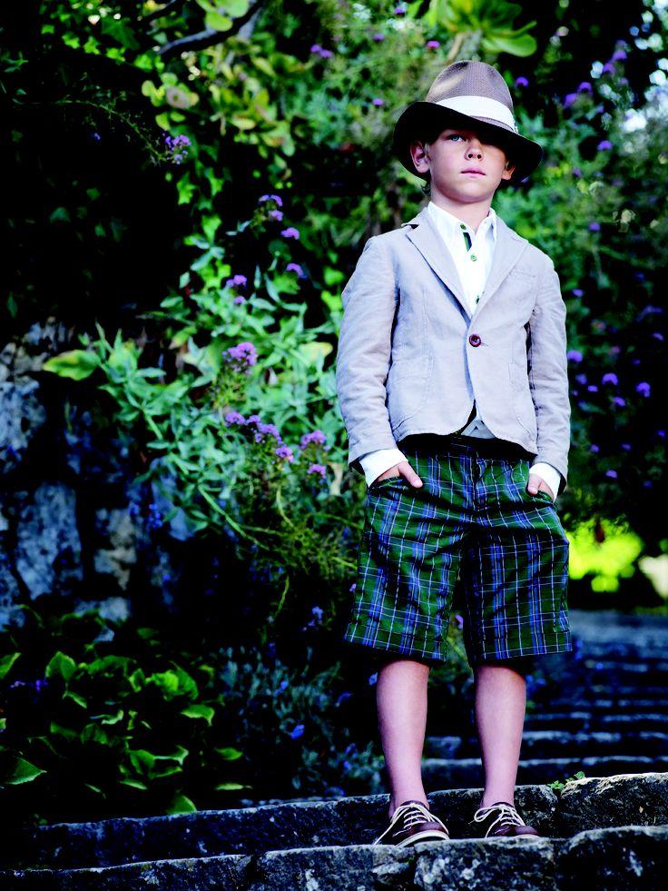 Shorts, blazers, and more! #Monnalisa #Toronto #kidsfashion