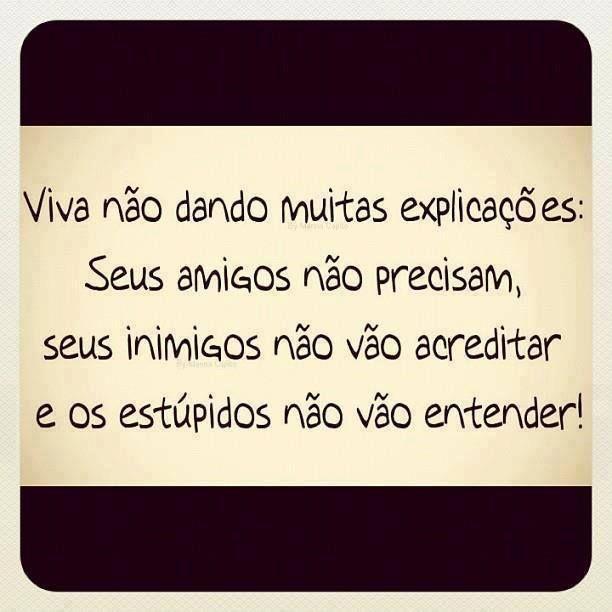 #explicações #amigos #inimigos #acreditar #entender
