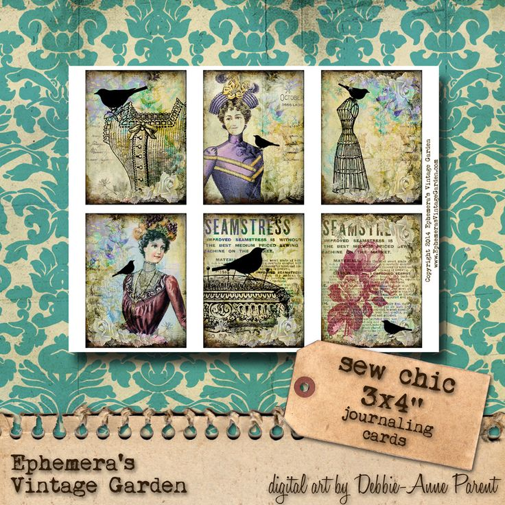 17 best images about ephemera 39 s vintage garden on pinterest gardens journal pages and shabby