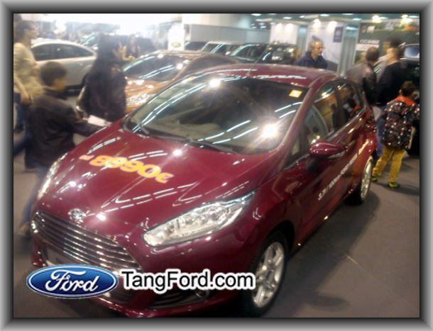 2015 Ford Fiesta Hatchback Price and Release Date
