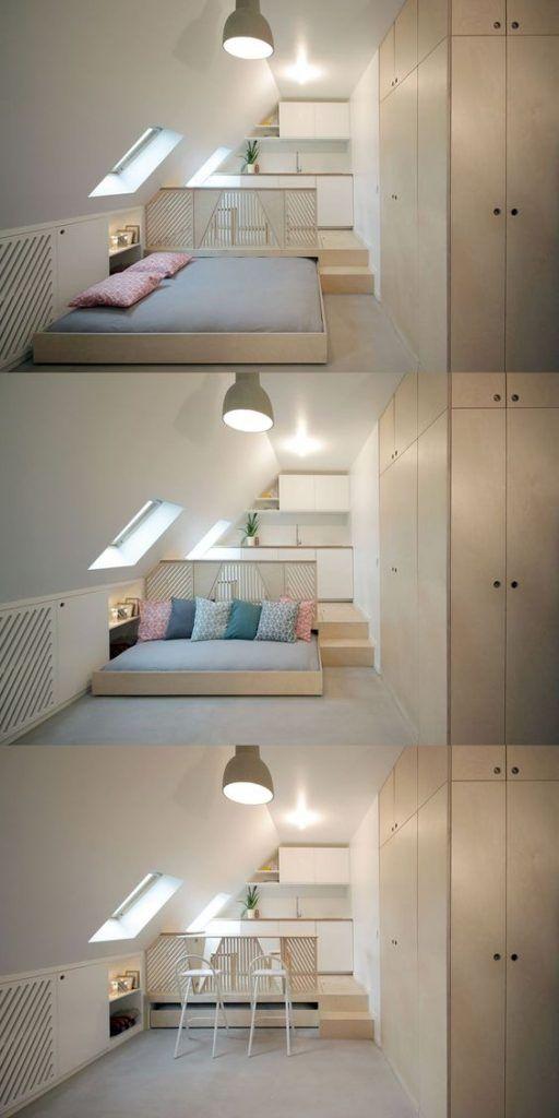 Die besten 25+ Dachboden ausbauen Ideen auf Pinterest | Dachzimmer ...