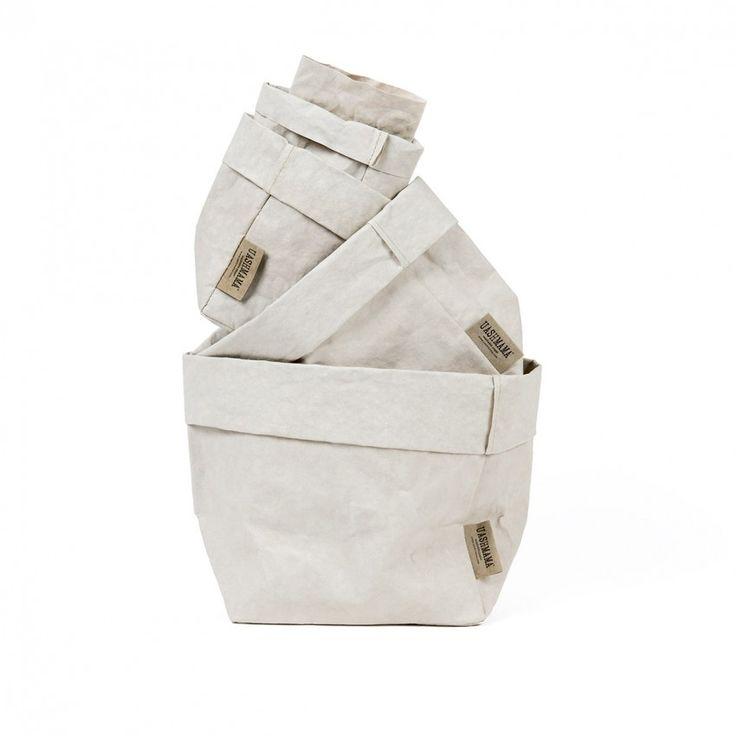 Paper bag set1 cachemire 1840
