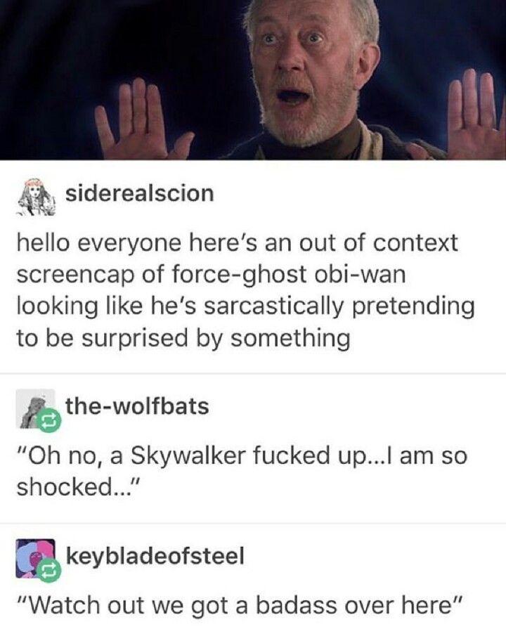 Star Wars Obi-Wan Kenobi Tumblr                                                                                                                                                                                 Mehr