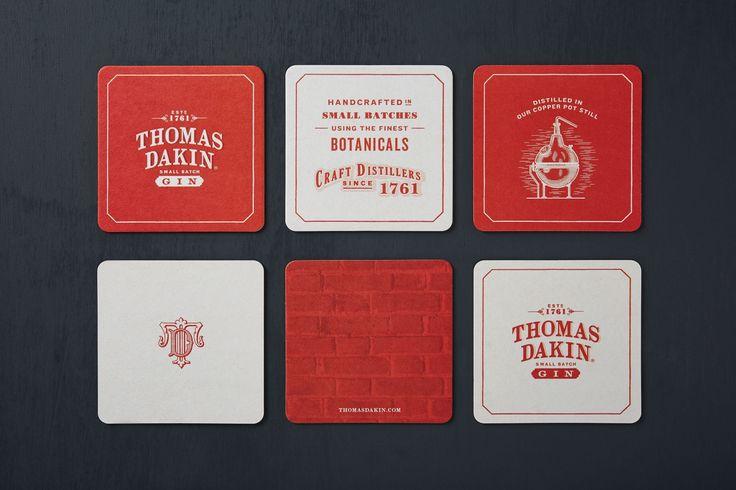 Here Design Thomas Dakin Gin