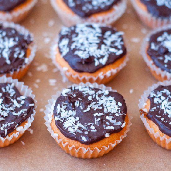 Chocolate Orange Cupcakes | Cupcake Binge | Pinterest
