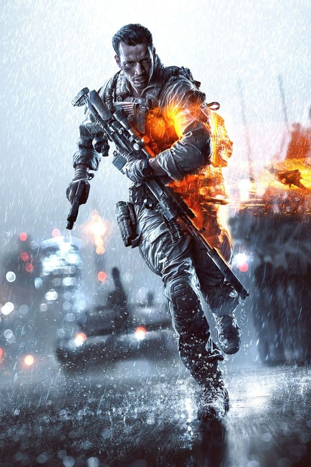 this game is called battlefield 4 just an FYI