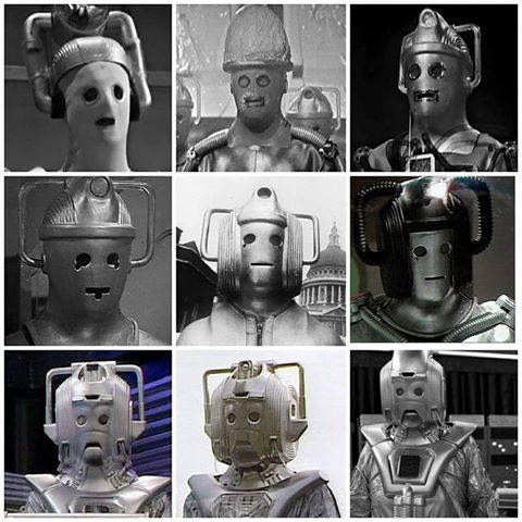 classic cybermen - photo #12