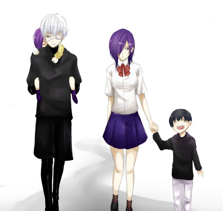 Tokyo Ghoul Kaneki And Touka