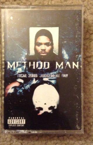 Method Man Tical 2000: Judgement Day Cassette